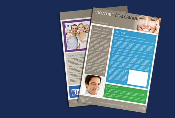 Newsletter_MosmanFineDental