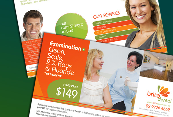 Flyers | Integrated Dental Marketing